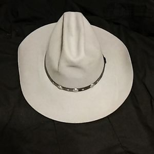 Men's authentic cowboy hat!